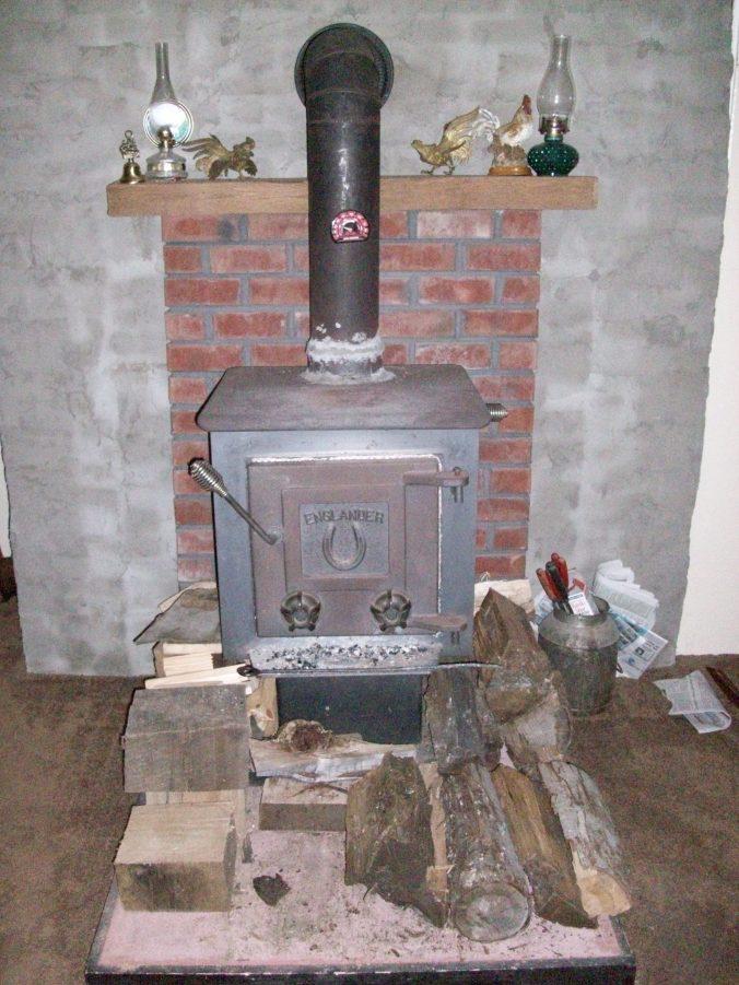 wood stove 2014