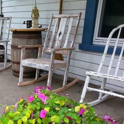 front porch 2014